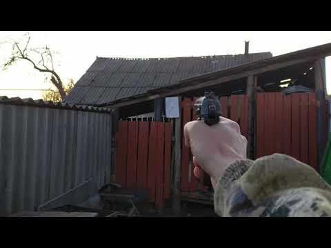 Пневматический пистолет Umarex Makarov Ultra Blowback часть2