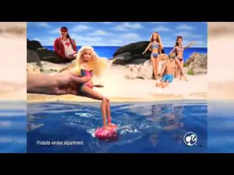 Barbie et le secret des sir nes 2 barbie merliat surfeuse - Barbie secret des sirenes 2 ...