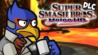 BASICALLY SUPER SMASH BROS MELEE HD BUT WITH DLC?!