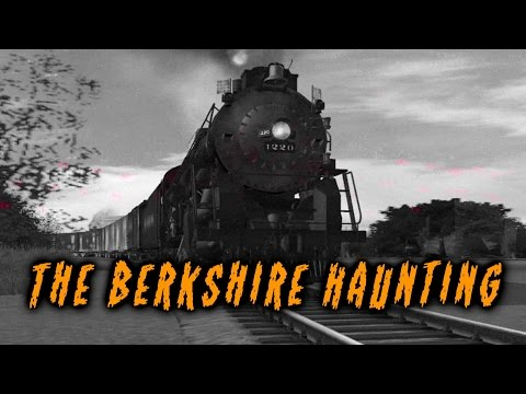 The Marysville Railroad Stories: The Berkshire Haunting