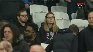 JOGAO! West Ham 1 x 1 Liverpool - Melhores Momentos! Inglês 2019