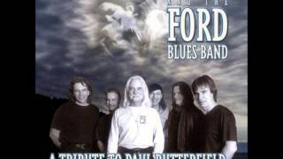 "The Ford Blues Band / Tribute to Paul Butterfield / ""One More Heartache"""