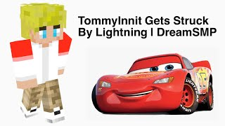 TommyInnit Gets Struck By Lightning Right After The Fall of L'manburg
