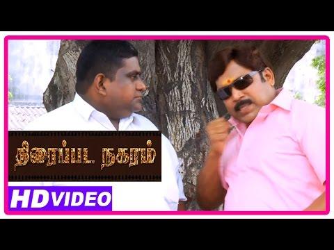 Thiraipada Nagaram Movie | Scenes | Thambi Ramaiah Encourages Muthu And Friends | Aasim | Senthil