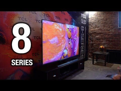 TCL 8 Series makes high-end TVs look BAD?!