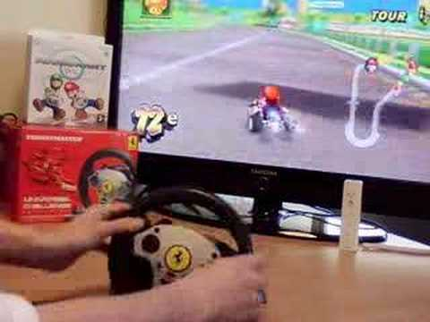 how to use mario kart wheel switch