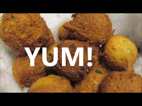 Best Hush Puppy Recipe Ever