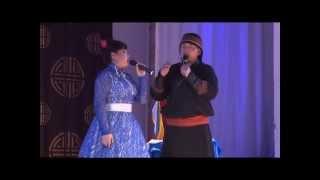 Концерт Сэсэгмы Бабудоржийн и Чингиса Раднаева 11 ноября 2014г