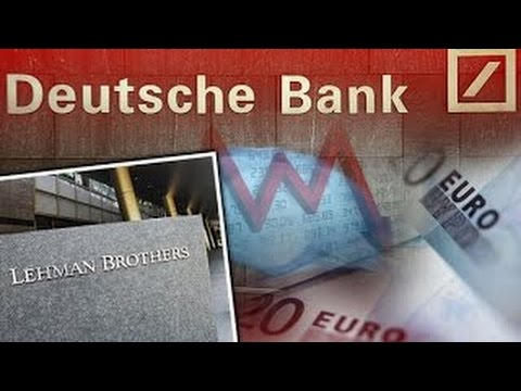 Deutsche Bank Collapse Is Imminent! Euro Collapse & Dollar Collapse Coming