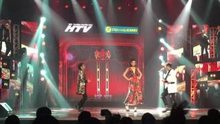 Màn trình diễn của CĐK - KARIK cùng top 3 đề cử người mẫu xuất sắc ...