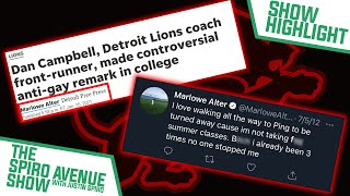 Detroit Free Press Reporter Fails to Cancel Dan Campbell| Recapping the Marlowe Alter Controversy