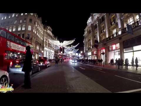 لندن في المساء London In The Evening  | HD
