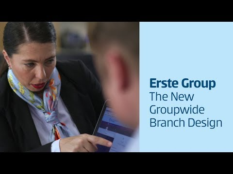 Erste Group transforms the branch into a personalized digital experience (with subs)