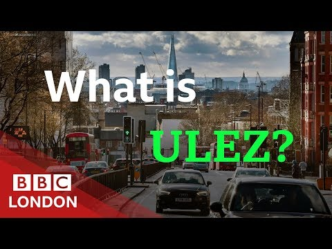 What Is London's Ultra Low Emission Zone? - BBC London
