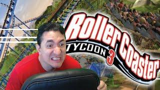 "Roller Coaster Tycoon 3 I Mundo Tragico Ep. 1 ""La Apertura"""