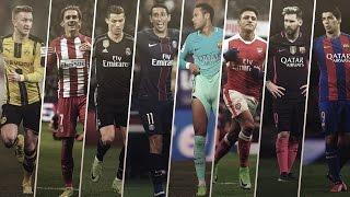 Best football players skills mix 2017 ● sanchez ● ronaldo ● quaresma ● reus ● griezmann & more hd