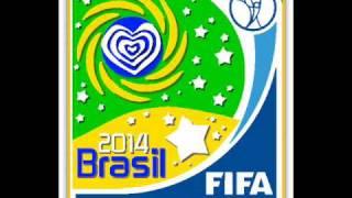 L'hymne de la coupe du monde 2014 bresil