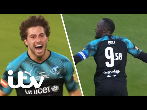 Soccer Aid For Unicef 2019 | Match Highlights