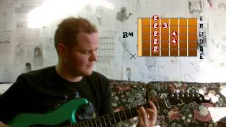 Radiohead - Karma Police (Guitar Lesson) + Tab