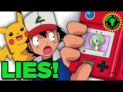 Thumbnail: Game Theory: The Pokedex is FULL OF LIES! (Pokemon)