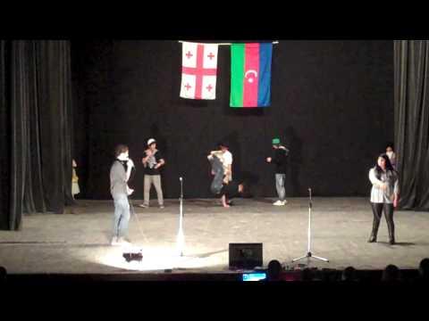 """Ceyran"" (""Jeiran"") Azerbaijan Dance Group (Georgia)"