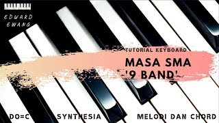 Tutorial Keyboard MASA SMA - ANGEL 9 BAND (Melodi dan Akor Do=C)
