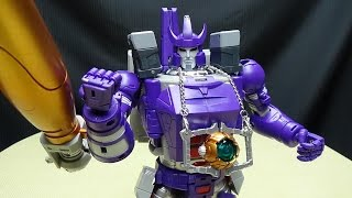 how did megatron become galvatron