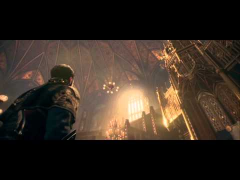 The Order  1886   Official Gamescom 2014 Gameplay Trailer