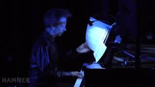 "John Cage ""In a landscape"" (1948)  John Blacklow, Piano - live performance"