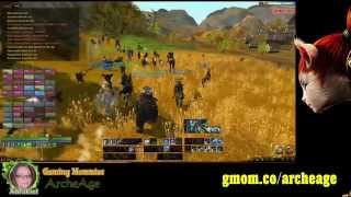 ArcheAge: Halcyona War