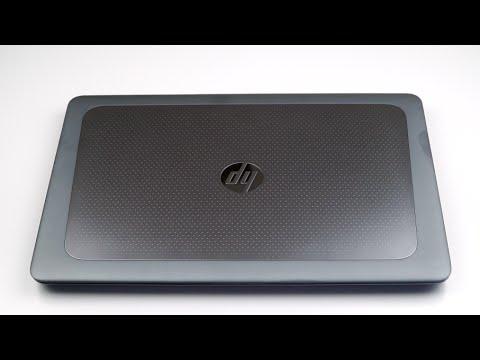 HP ZBook 15u G3 Workstation Ultrabook Review