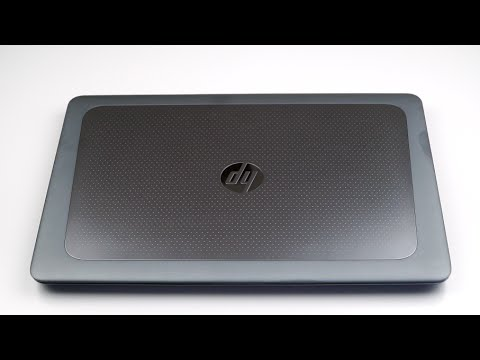 Hp Zbook 15u G3 Workstation Ultrabook Review Youtube