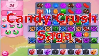 Candy Crash  Level 553