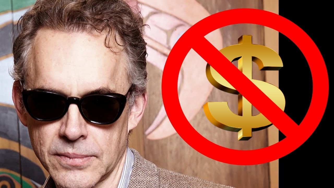 Contaminar Evaluable Vacilar  Jordan Peterson On Poverty and Lack of Money - YouTube