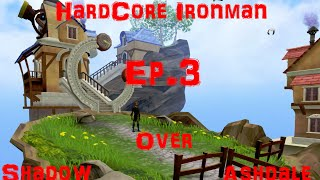 Hardcore Ironman Ep.3 Blunders with Shadows over Ashdale!