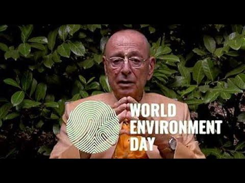 Fenntartható fejlődés - környezetvédelmi világnap | Sivarama Swami