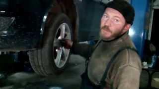 Авторемонт - такой, какой он есть! Mitsubishi Lancer X. У брата Жени. Часть 4. Сайлентблоки,сборка.
