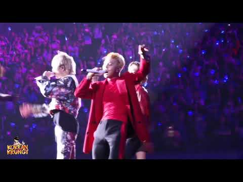 [20181110] WINNER - Really Really | EVERYWHERE TOUR IN MANILA