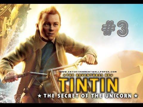 Baker Joaca: The Adventures of Tintin #3 ,,Am evadat!,,