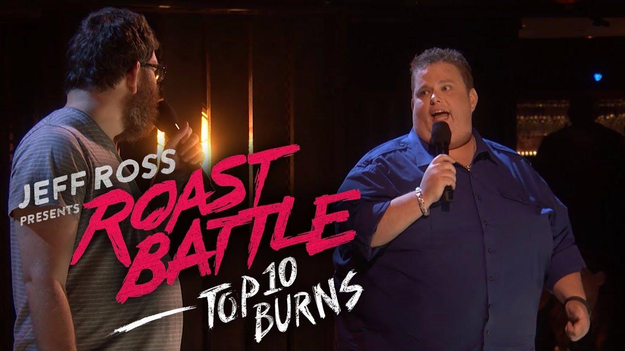 Roast Battle's Top 10 Burns - Uncensored