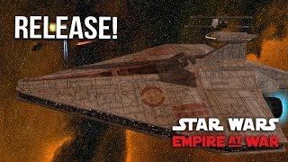 STAR WARS REPUBLIC AT WAR! NEW VERSION RELEASE