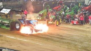 Tractorpulling - Best of Crash USA