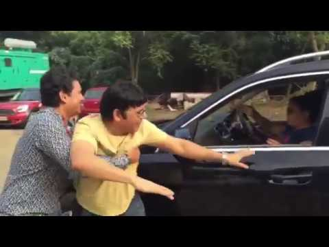 Sudesh Lehri & Bharti Singh | Behind the scenes | PSE