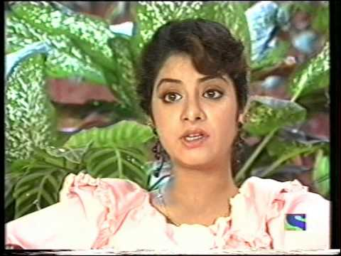 Divya Bharti- Live