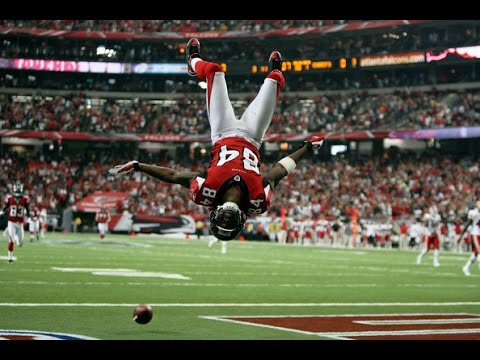 Roddy White Career Tribute (2005-2016)