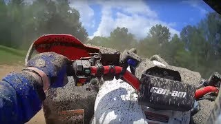 First time riding a 1000cc | Can Am Renegade