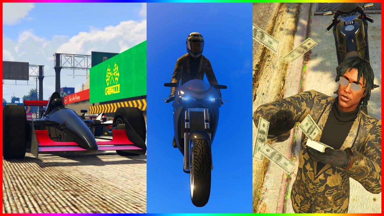 TOP 3 Best Ways To Make MONEY Fast In GTA 5 Online | NEW Easy Unlimited Money Methods!