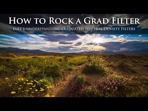 How to Rock a Grad Filter - Part 1