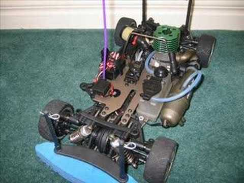 Rc Car Cen Ct4s Sold Youtube