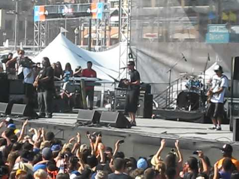 Iration - Summer Nights * Live at US Surf Open in Huntington Beach, CA  *